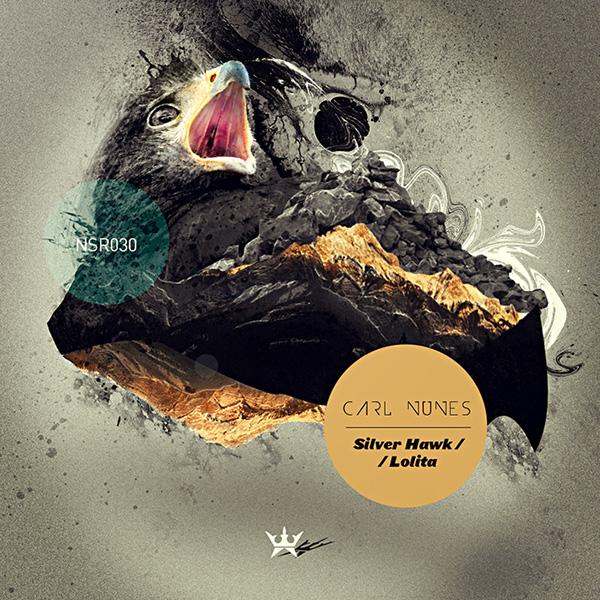Carl Nunes Silver Hawk EP album art