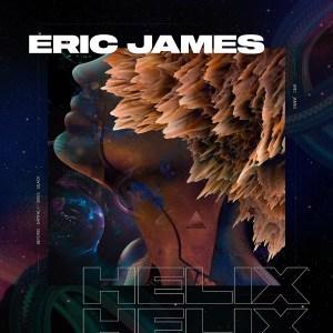 Eric James Helix EP Album Art