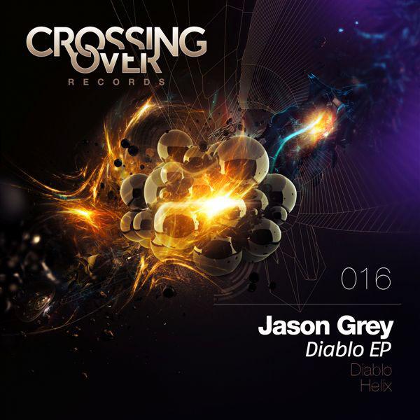 Jason Grey Diablo EP album artwork cover