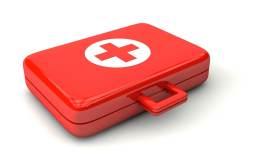 De Rescue Remedie; heel verstandig voor in de EHBO doos.