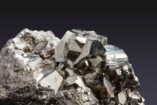 Pyriet oxideert in water