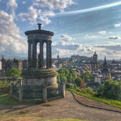 Skotsko 2019 – část I.