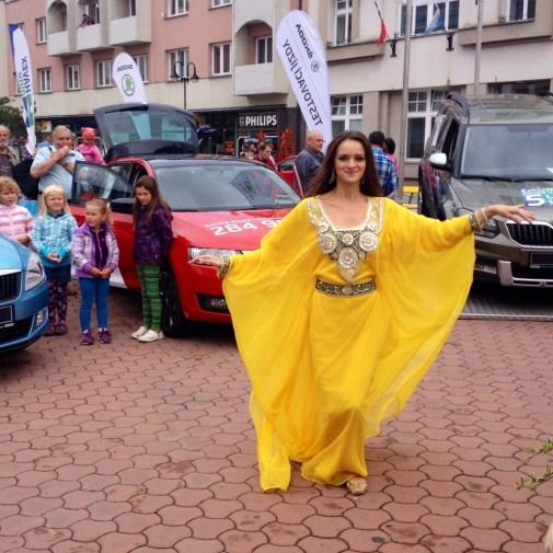 Tanečnice Jičín