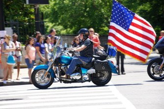 Rolling Thunder Bike Rally