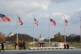 Blick zum Capitol