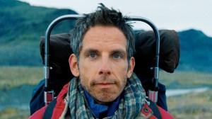 Ben Stiller í The Secret Life of Walter Mitty sem var að hluta filmuð hér á landi sumarið 2012.