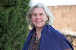 Margaret Glover handritshöfundur og kennari hjá London Film School.