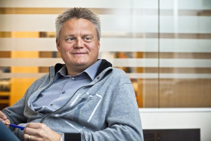 Björn Sigurðsson forstjóri Senu.