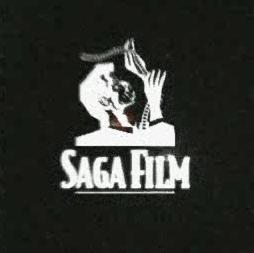 Gamla Saga film logóið eftir Ernst Backman.