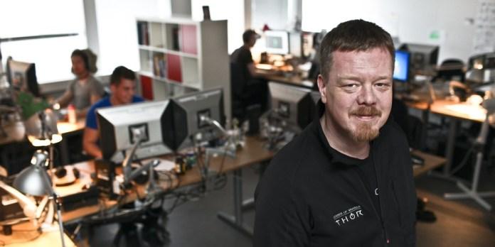 Hilmar Sigurðsson formaður SÍK.