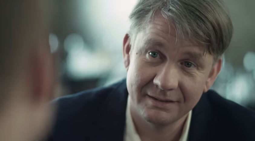 Hilmar Jónsson í Blóðberg.
