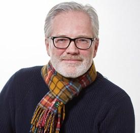 Hilmar Oddsson rektor KVÍ.