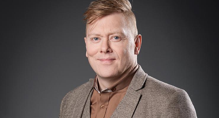 Jón Gnarr.