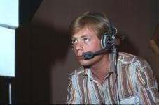 Kosningar 1978: Páll Reynisson myndatökumaður.