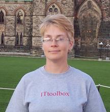 <br>Meet the Author: Dru Lavigne