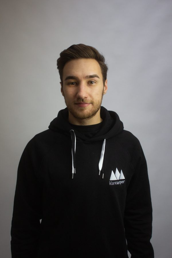 Klarcamper pullover hoodie