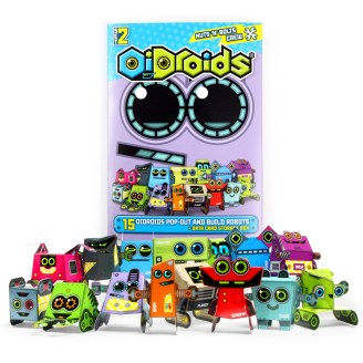OiDroids Nuts n Bolts Set 2