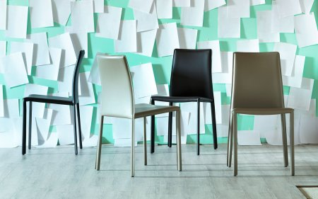 chic modern upholsted chair miniforms