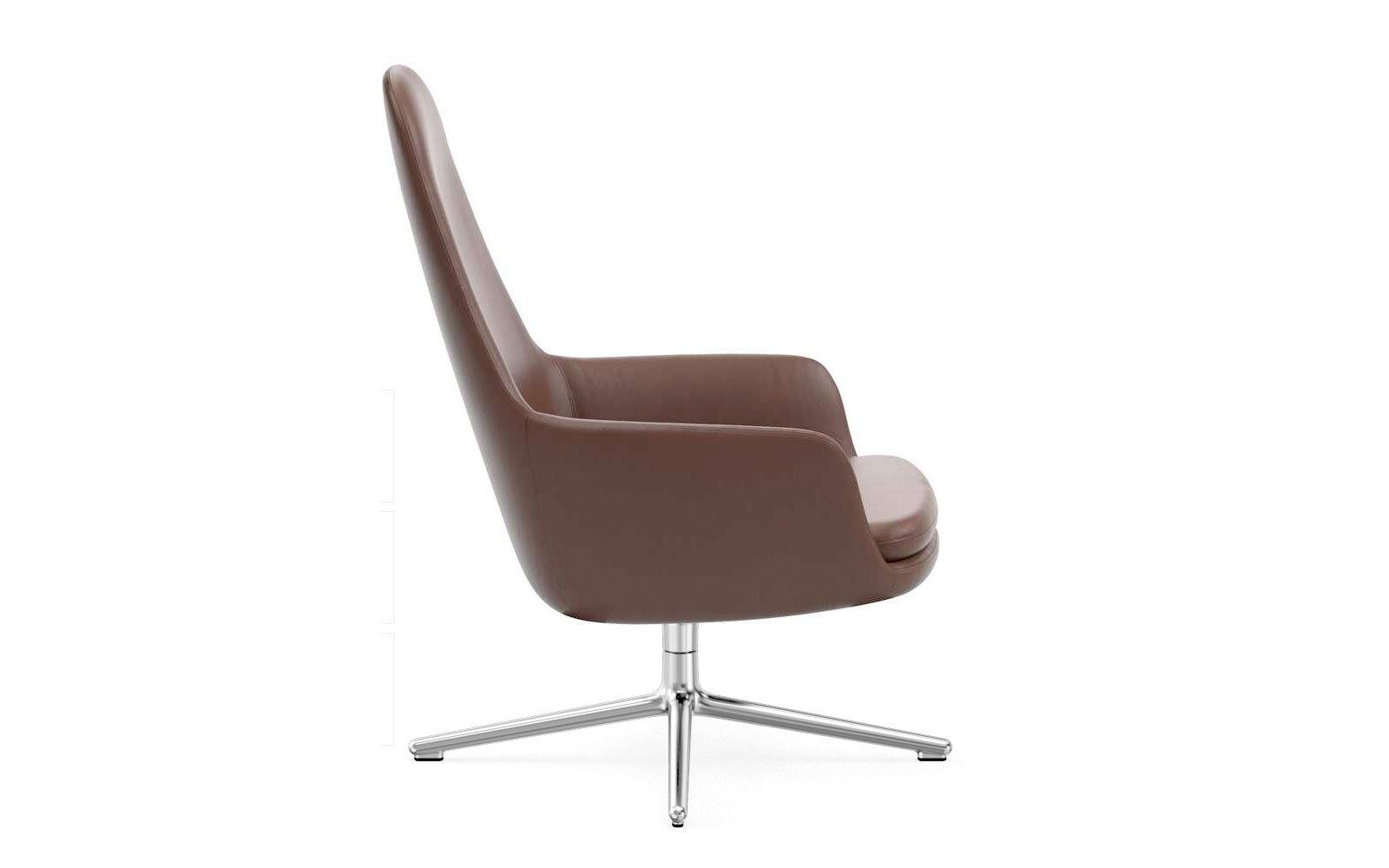 Prime Era High Back Lounge Chair With Swivel Base Ibusinesslaw Wood Chair Design Ideas Ibusinesslaworg