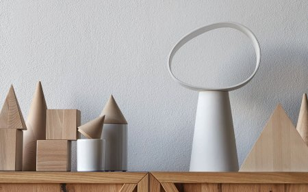 eclipse table light modern miniforms