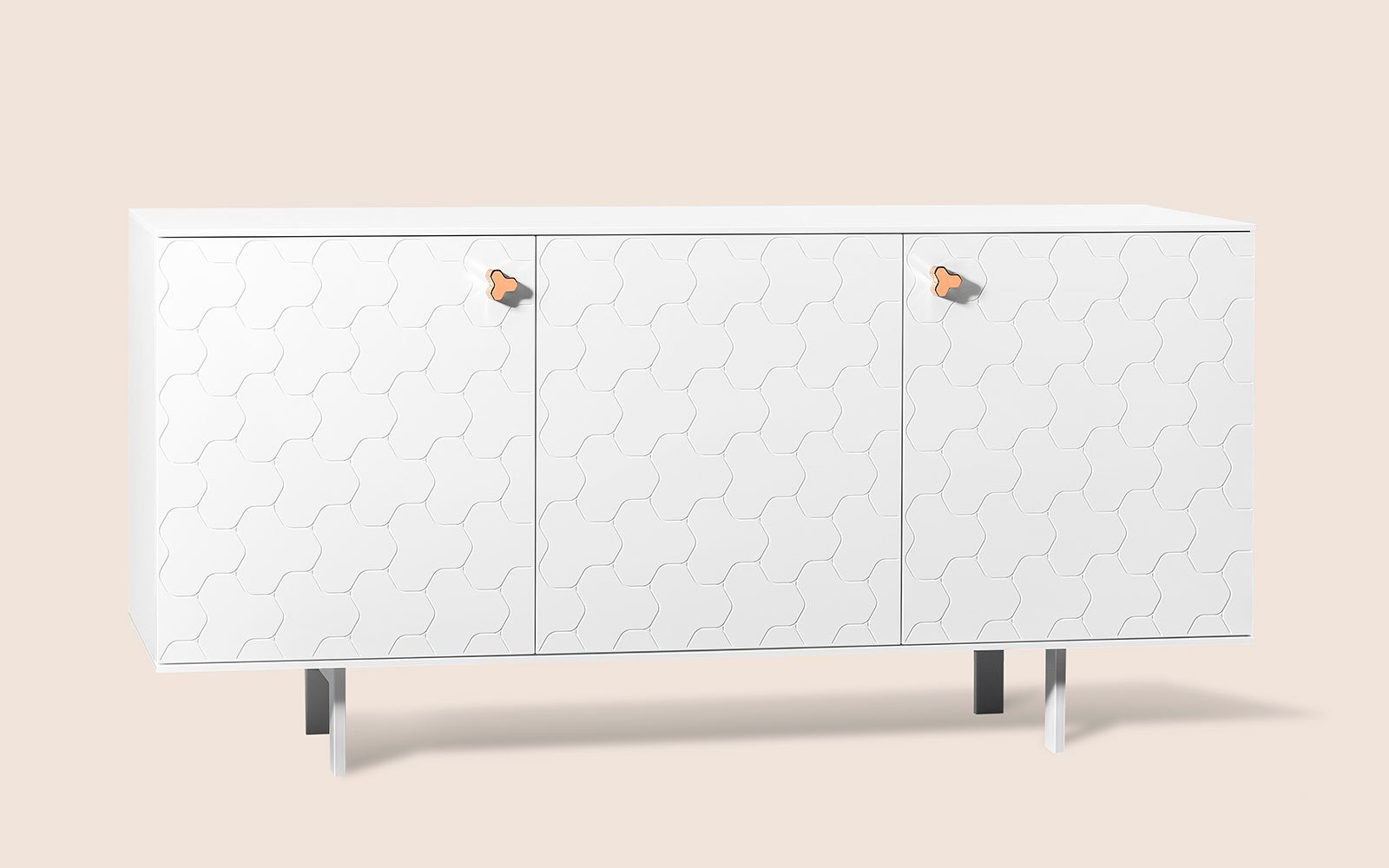 Sideboard Modern Moira Door Modern Sideboard - Klarityfurniture.uk