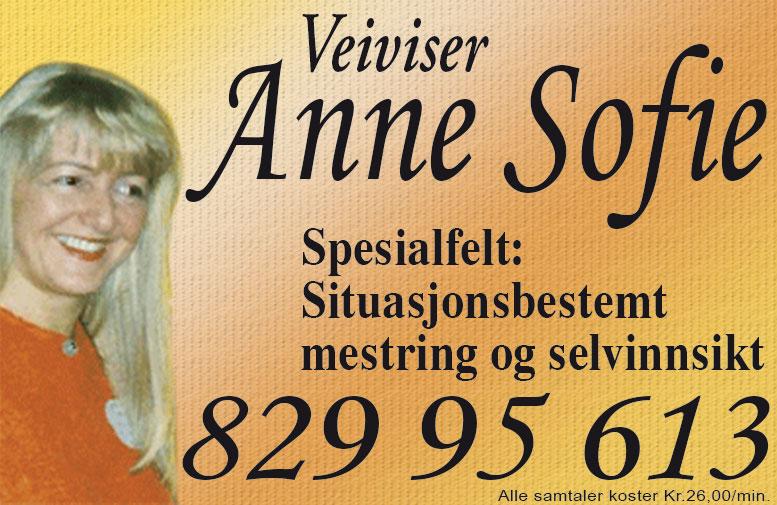 Veiviser Anne Sofie