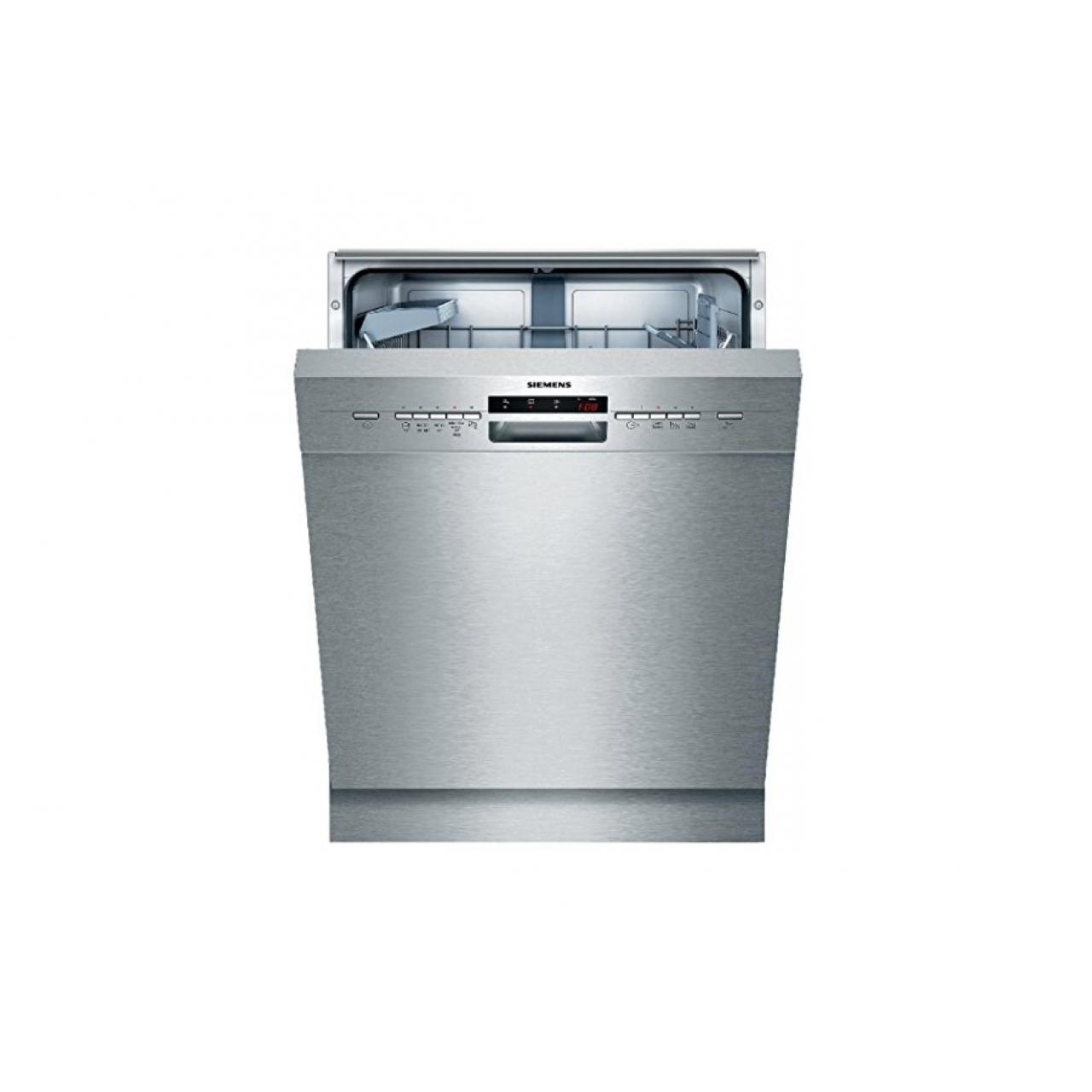 Vollintegrierte Spulmaschine Bosch Smz2055 Voll Edelstahlfront