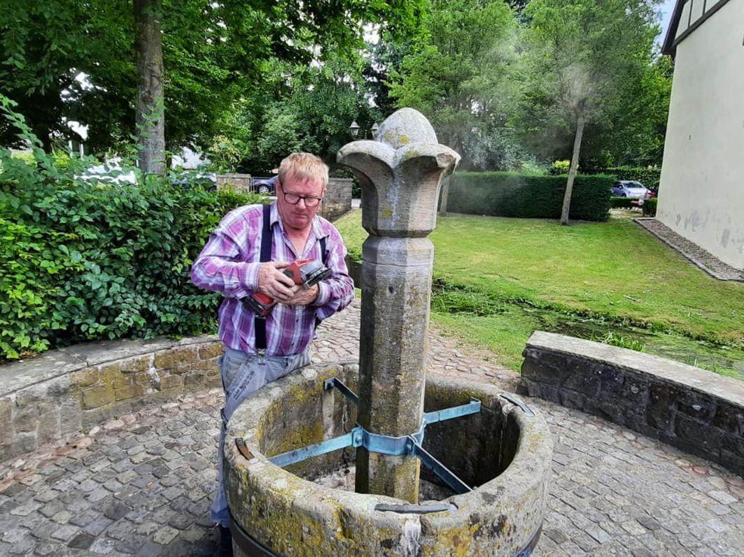 Holger Paulsen: Aktiv in historischer Mission