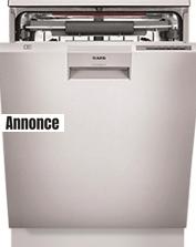 AEG opvaskemaskine