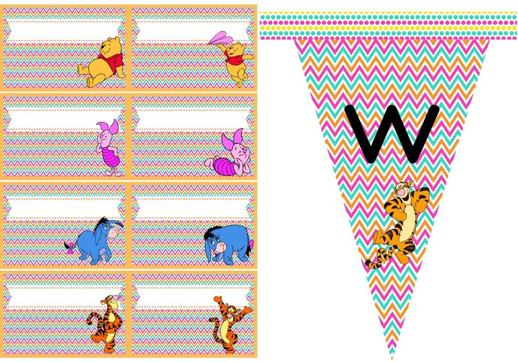 1 package  winnie the pooh pdf
