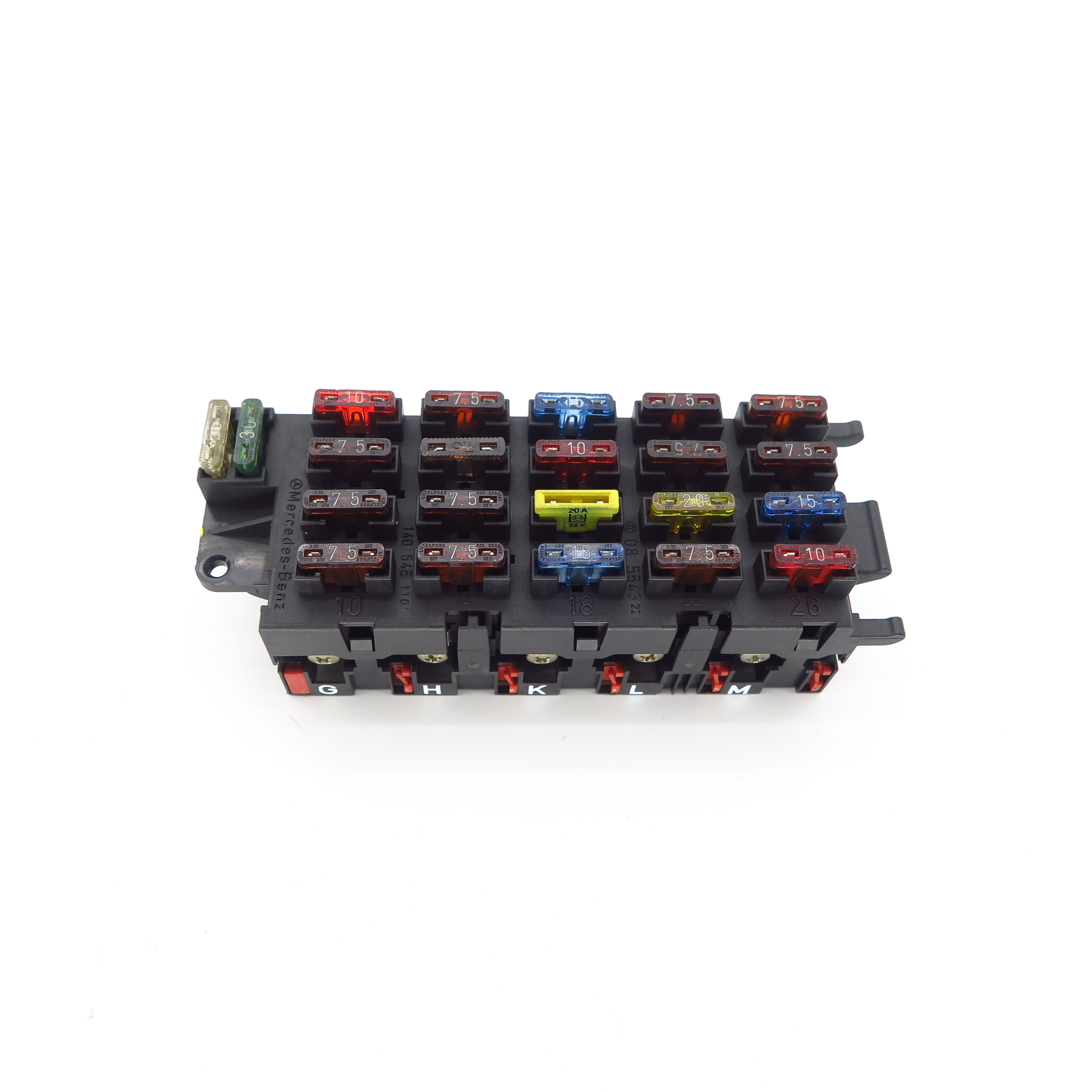 medium resolution of details about fuse box mercedes benz s class w140 400 he sel s420 fuse box