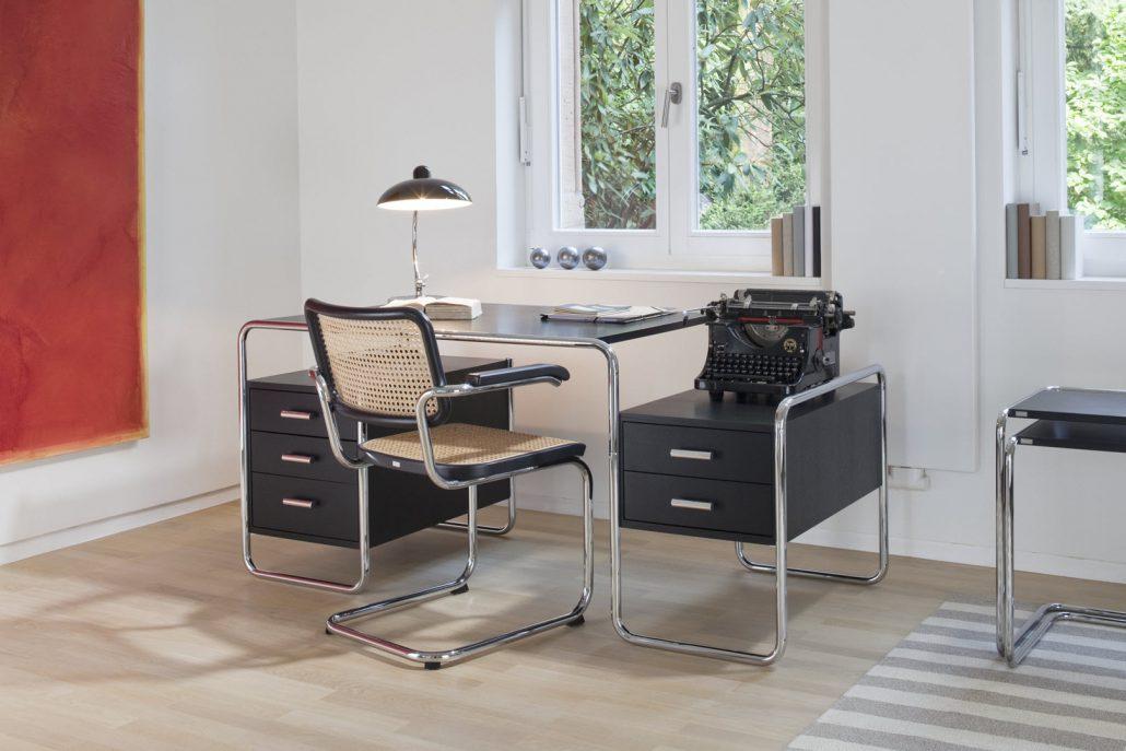 Thonet BauhausKlassiker  designfunktion Klassiker