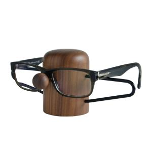 dot aarhus – NOSEY brilleholder i valnød – BLACK
