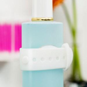 Magnetisk Shampooholder i hvid ( 2 stk. )
