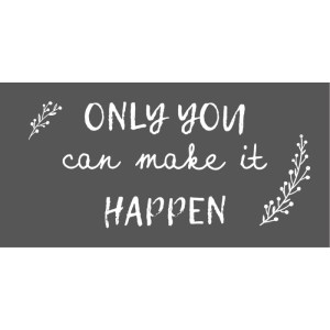 "Magnet - Ib Laursen ""Only you can make it happen"""