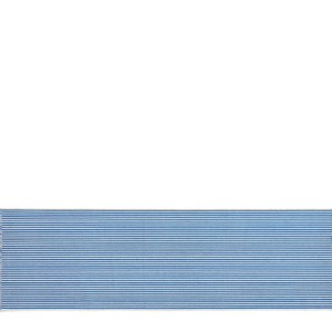 HAY Stripes And Stripes - 60x200 - Bluebell Ripple