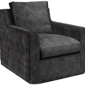 Artwood Guilford stol - avanna dark grey