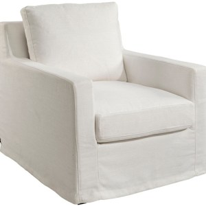 Artwood Guilford stol - conella white