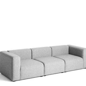HAY Mags Wide Sofa - 3 Seater - Hallingdal 130