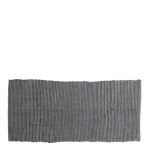 House Doctor Chindi tæppe - 160x70 - grå