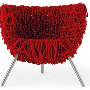Edra Vermelha stol