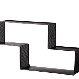 Gubi Dedal Shelf - Soft Black