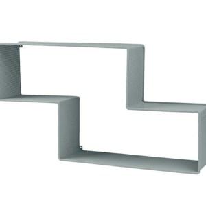 Gubi Dedal Shelf - Stone Grey