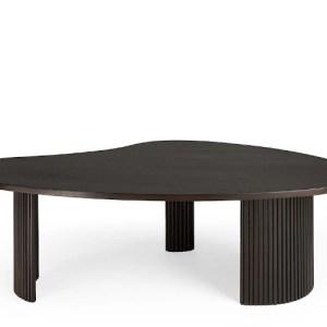 Ethnicraft Boomerang sofabord - 125x75