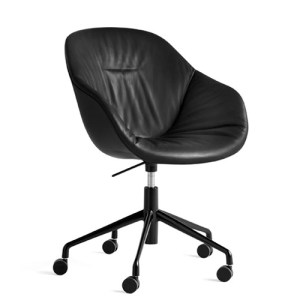 HAY About A Chair (AAC153) Soft - Sense Læder