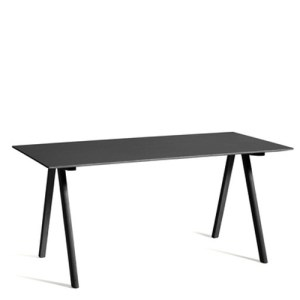 HAY CPH10 Desk - Eg Finer - Sort