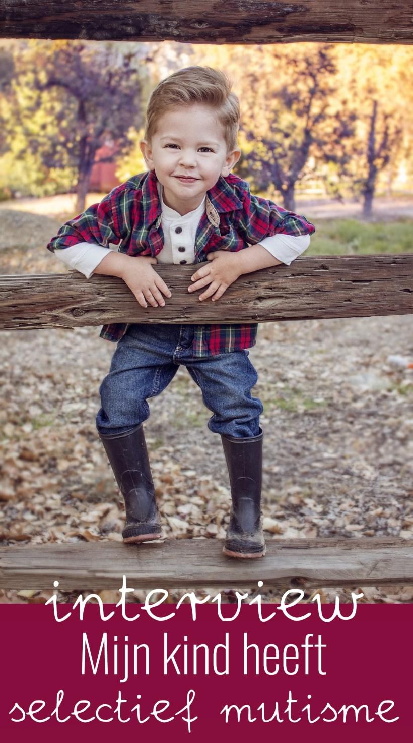 Hoe is het voor een ouder om een kind met selectief mutisme te hebben en wat kun je als leerkracht of school nou het beste doen?