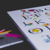 Letters leren in de kleutergroep