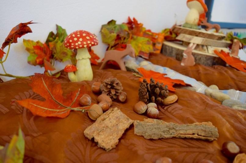 Speeltafel 'herfst'