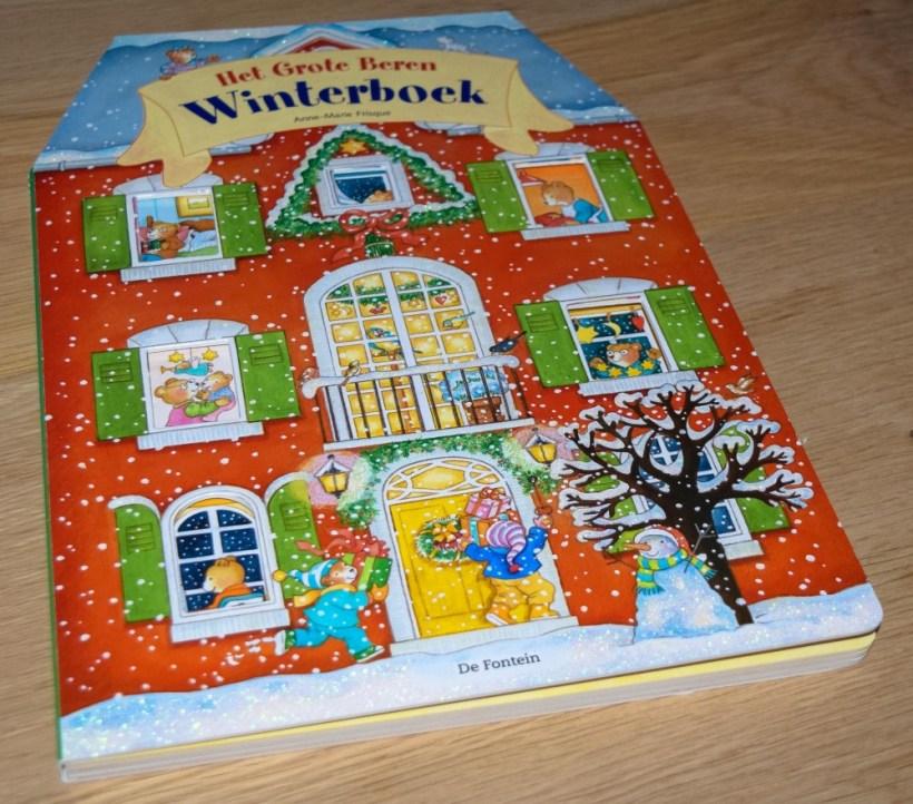 Review: Het grote beren winterboek